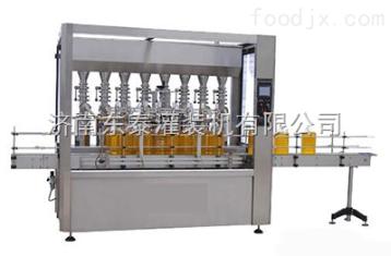 营口食用油包装生产线 阜新花生油灌装机 安全认证