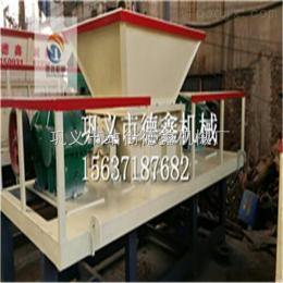 塑料袋撕碎机-编织袋撕碎机整套设备生产线厂家供应
