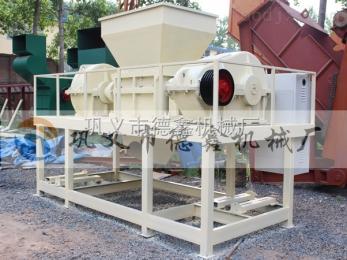 任丘油漆桶撕碎機,新型油漆桶回收處理設備安全可靠