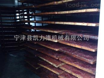 牛肉干烘干房可大批量生产,自动化控制精确度高