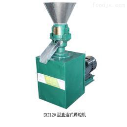 120新疆饲料颗粒机颗粒加工设备机械