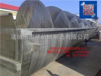 YLX25-40不锈钢螺旋预冷机 大容量螺旋遇冷屠宰机械