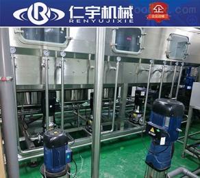 QGF灌装机 桶装水灌装设备 矿泉水设备