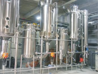 栗田废水处理三效蒸发器