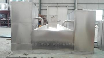 DNRP大型 餐饮 气浮式 油水分离机 造价