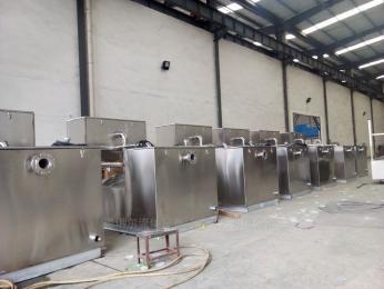 DNRP寧波 火鍋店小型油水分離器 過濾器