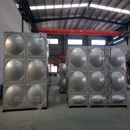 定制德诺尔 不锈钢承压水箱 材质