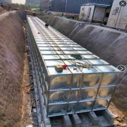 定制不銹鋼成品生活水箱屋頂水箱