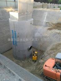 定制預制式泵站/全密封設計可遠程操控