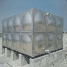 定制食品級 bdf裝配式不銹鋼水箱 沖壓板