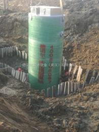DNRP自动化监控系统 一体化 地埋式泵站 价格