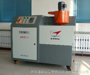 JNK80-A5狗粮加工设备|机器