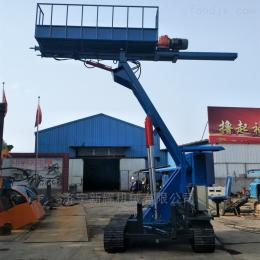 xy-100山东潜孔履带式锚固钻机
