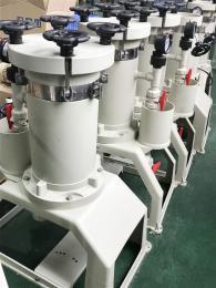 创升镀液过滤机的三种使用方法