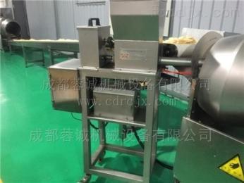 雪米饼仙贝生产设备不锈钢味附机调味设备