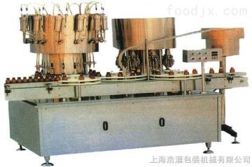 回转式灌装旋(轧)盖机