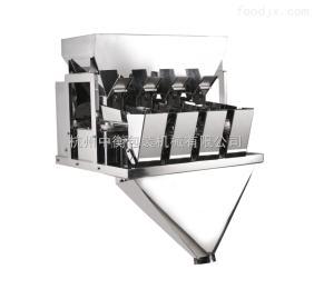 ZH-A4奶粉全自動稱重包裝機 顆粒食品四頭線性稱