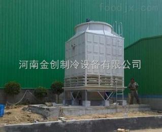 80-1000噸濮陽方形冷卻塔