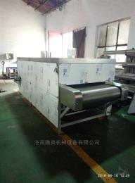 MTD-5夹心米果干燥机,膨化食品烘烤炉,网带式食品干燥设备