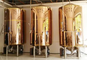 大帝科技啤酒設備