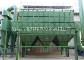 CCJ/ACCJ/A型冲激式除尘器机组的工作原理
