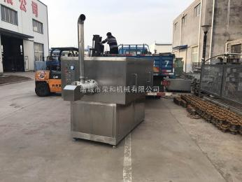 RQF-WY-800骨肉分离机技术服务  诸城荣和提供终生维修富君牌鸡脖肉骨分离机