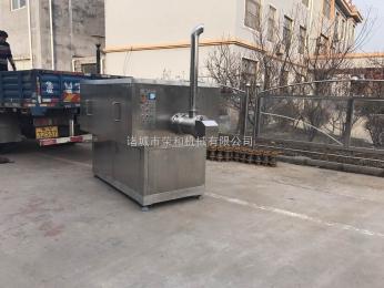RQF-WY-1500优质鱼类骨肉分离机成套设备厂家诸城荣和