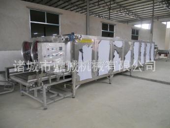 隧道循环式包装袋烘干机生产厂家诸城市鼎诚机械有限公司
