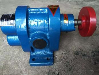 偉建2CY型齒輪泵