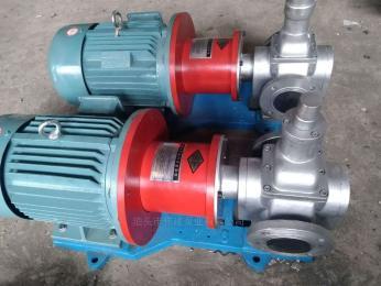 齐全MCB磁力齿轮泵零泄漏泵
