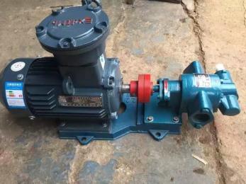 齐全KCB齿轮泵润滑油输送泵