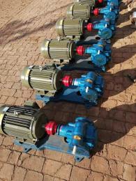 齐全KCB系列不锈钢齿轮泵耐腐蚀泵