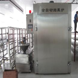 1000型四川腊肠烟熏炉,豆干多功能烟熏箱