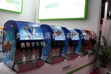 4閥晉中多味源廠家直銷漢堡店用可樂飲料機