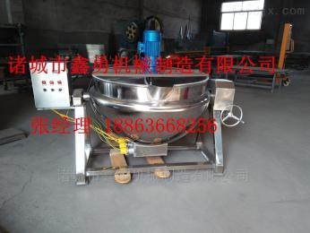 XY-15猪屠宰设备/电加热夹层锅
