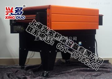 厂家直销4525喷气式热收缩膜机 PE/POF二合一全自动热收缩膜红外线包装机