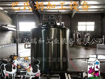 可定制巴氏马奶生产线|巴氏奶加工设备厂家