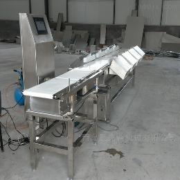 CWS-300-12整雞重量檢重機流水線禽肉在線稱重分選設備