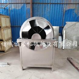HNKJ-100大型花生电磁炒货机