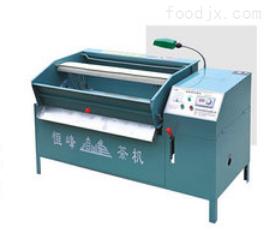 視工藝而定人工型扁形茶炒制機