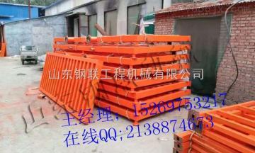 GL_100T高压力建筑工地洗车机设备工程洗车台洗车池的作用