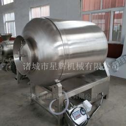 GR50-1200牛羊肉自动上料真空滚揉机 肉制品腌制设备