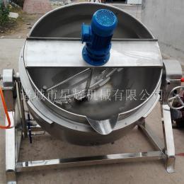 XH100-600L自动化糖浸糖机器 红糖熬糖锅 大型溶糖设备