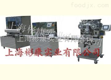BK-168 BK-120 BK-150月餅生產線選彬康食品機械 自動程度高 仿手工操作