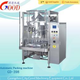 GD-398B海南高效颗粒片剂大包装机 自动称重虾条包装机