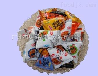 GD-SJ广州顾德供应果仁颗粒三角包装机 花生酥颗粒包装机