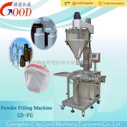 GD-FG珠海粉剂灌装机 操作简易PLC控制粉剂灌装机械