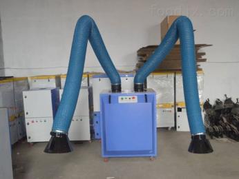 双臂焊烟净化器产品结构和特点