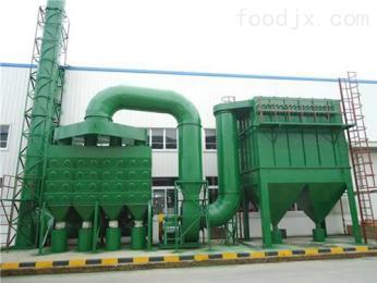 齐全单机除尘器是在国外引进除尘设备