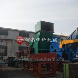 齐全铜铝水箱粉碎机 金属散热器破碎设备 热销